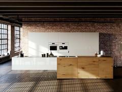 Cucina con isola36E8 WILDWOOD 1088   Cucina - LAGO