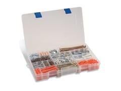 Portaminuterie in polipropilene trasparente3700PRO - MUNGO