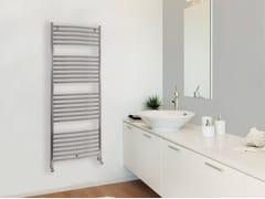 Scaldasalviette in alluminio a parete+39 ALU CURVY - RIDEA BY AL-TECH