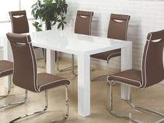 Tavolo da pranzo laccato rettangolare in legno39 | Tavolo - ESOU (LANGFANG) IMPORT AND EXPORT TRADE COMPANY