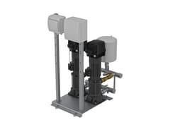 Gruppi Di Pressurizzazione A VelocitÀ Variabile Con Mce/P E Dconnect3KVCXE MCE/P D.CONNECT - DAB PUMPS