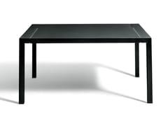 Tavolo da giardino da pranzo in acciaio inox3MILLIMETTRI | Tavolo da giardino - DE PADOVA