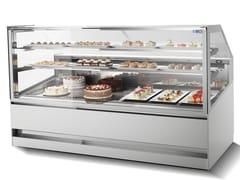 Vetrina refrigerata da bancone3D SHOW | Vetrina refrigerata - ISA