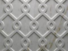 Rivestimento tridimensionale in marmoFORTUNE | Rivestimento tridimensionale - DECORMARMI