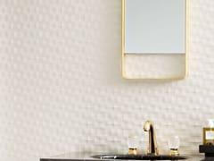 Valentino by Ceramiche Piemme, INCIPIT   Rivestimento tridimensionale effetto tessuto  Rivestimento tridimensionale effetto tessuto