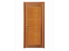 Porta a battente in legno impiallacciato 3V | Porta in legno - Elite