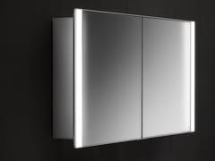 FALPER, QUATTRO.ZERO | Specchio con contenitore  Specchio con contenitore