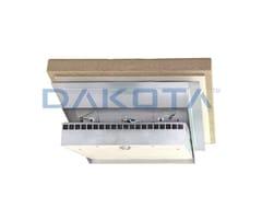 Dakota, SECURTECNA F120/EI120 Botola di ispezione antincendio per controsoffitto