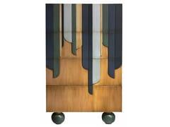 Cassettiera in legnoMARIETA | Cassettiera - LOLA GLAMOUR