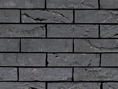 Mattone in laterizio per muratura facciavista403 BRILJANT ZWART IMPRESSION - VANDERSANDEN STEENFABRIEKEN