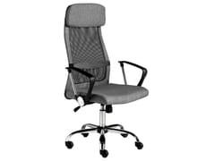 Sedia ufficio ad altezza regolabile in tessuto con braccioli4075 | Sedia ufficio - ANGEL CERDÁ
