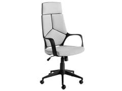 Sedia ufficio ad altezza regolabile in tessuto con ruote4076 | Sedia ufficio - ANGEL CERDÁ