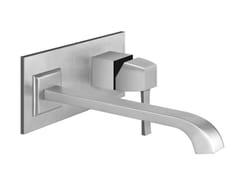 Miscelatore monocomando per lavabo44697+44865 - GESSI