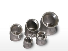 Accessorio idraulico per fontaneGomito 45° per ugelli Lama e Ventaglio - CASCADE