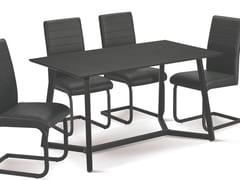 Tavolo rettangolare in legno45 | Tavolo - ESOU (LANGFANG) IMPORT AND EXPORT TRADE COMPANY