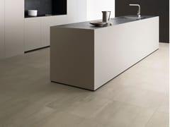 GranitiFiandre, 450 F HEAT Pavimento/rivestimento in gres porcellanato effetto cemento effetto resina per interni ed esterni