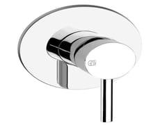 Miscelatore monoforo per lavabo46112+23110 - GESSI