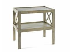 Tavolino di servizio rettangolare in legno4695 | Tavolino - BUYING & DESIGN