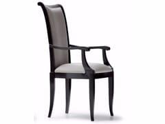 Sedia in tessuto con braccioli 47001 | Sedia con braccioli -
