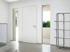 Porta d'ingresso a filo muro blindata MONOLITE RM - 15.2007 MRM6 - Design Collection - Monolite RM