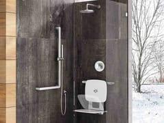 Maniglione bagno in alluminio per doccia500 | Maniglione bagno per doccia - PROVEX INDUSTRIE