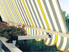 Tenda da sole a caduta con braccetti5000/S | Tenda da sole a caduta - MV LIVING