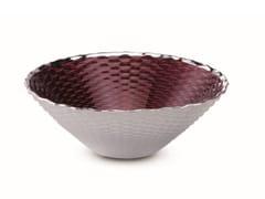Coppa in vetro decorato e copertura in argento DOGALE | Coppa - Dogale