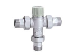 Miscelatore termostatico regolabile con manopola5217 | Miscelatore termostatico - CALEFFI