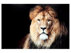 Stampa su vetro temperatoKING OF LION - KARE DESIGN