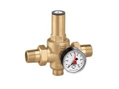Riduttore di pressione con cartuccia estraibile5360 | Riduttore di pressione - CALEFFI
