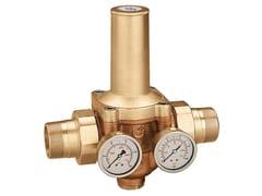 Riduttore di pressione con cartuccia estraibile5365 | Riduttore di pressione - CALEFFI