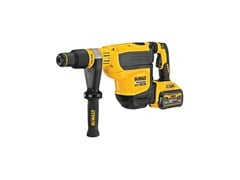Martello demoperforatore 54V XR FLEXVOLT 45MM SDS-MAX HAMMER DRILL - 2 X 9AH - DEWALT® STANLEY BLACK & DECKER ITALIA