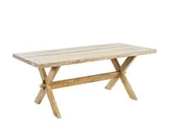 Tavolo rettangolare in legno5887 | Tavolo - BUYING & DESIGN