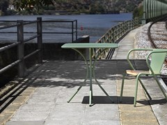 Tavolo da giardino quadrato591 | Tavolo quadrato - ADICO