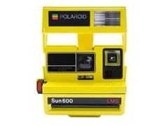 Fotocamera istantanea 600 80s STYLE SMILEY YELLOW - POLAROID ORIGINALS®