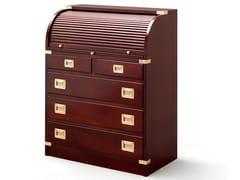 Scrittoio a rullo600   Scrittoio in legno - CAROTI & CO.