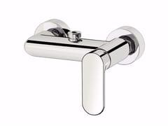 Miscelatore per doccia a 2 fori monocomando SMILE 64 - 6454060 - Smile 64