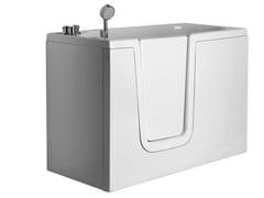 Vasca da bagno in vetroresina con porta655B | Vasca da bagno - PONTE GIULIO