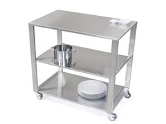 Modulo cucina freestanding in acciaio inox669100 | Modulo cucina freestanding - JOKODOMUS