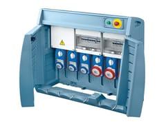 Quadro elettrico per cantiere68 ASC - GEWISS