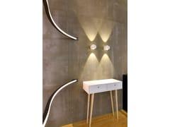 Lampada da parete a LED orientabile6TH ELEMENT /W - INDELAGUE