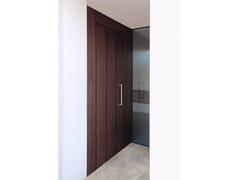 Porta d'ingresso a filo muro blindata MONOLITE RM -15.2005 MRM6 - Design - Monolite RM
