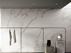 Pavimento/rivestimento in gres porcellanato effetto marmoWIDE GRES 260 STATUARIO EFFECT - CERAMICHE COEM