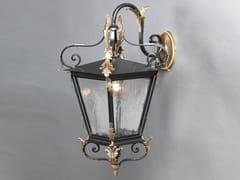 Lampada da parete per esterno in ferro700   Lampada da parete per esterno - OFFICINACIANI DI CATERINA CIANI & CO.