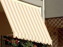 Tenda da sole a caduta con braccetti7000/E | Tenda da sole - MV LIVING