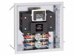 Gruppo di miscelazione e collettore7002 | Modulo idraulico PLURIMOD® EASY - CALEFFI