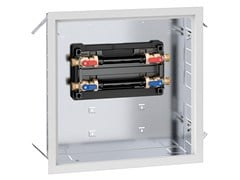 Gruppo di miscelazione e collettore7002 | Modulo d'utenza PLURIMOD® EASY - CALEFFI