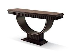 Consolle rettangolare in legno7033 | Consolle - BELLANI