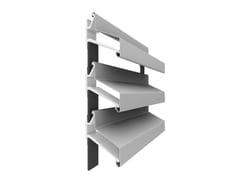 Rivestimento di facciata a struttura aperta70S - HUNTERDOUGLAS ITALY