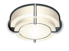 Lampada da soffitto a luce diretta fatta a mano in vetro727 NOI | Lampada da soffitto - JEAN PERZEL